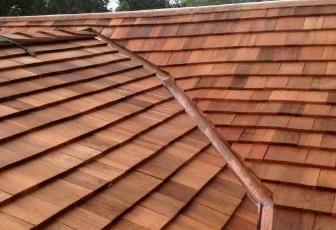 Shake Roof Installation
